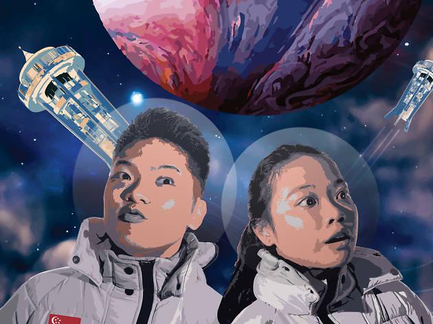 The Utama Spaceship