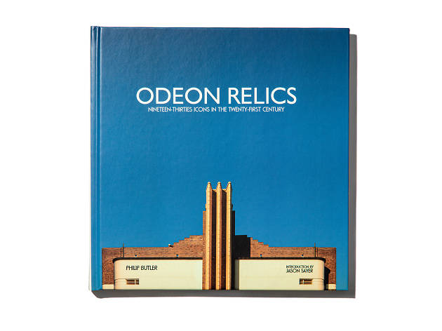 The book Odeon Relics