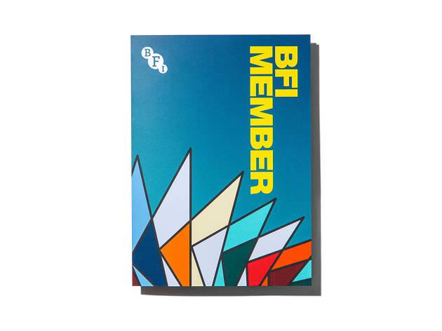 the BFI membership pack