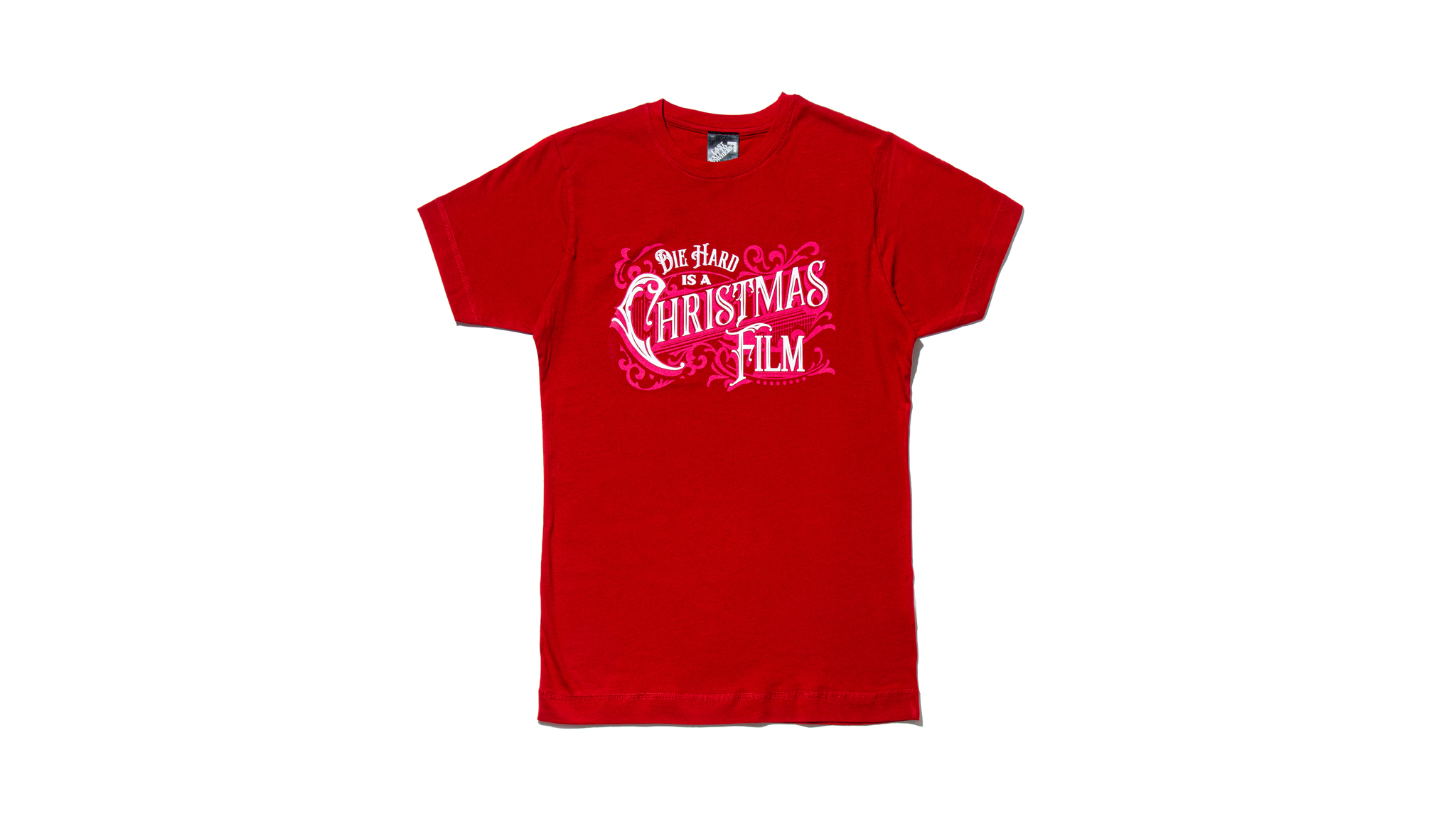 Die Hard is a Christmas Film T-shirt
