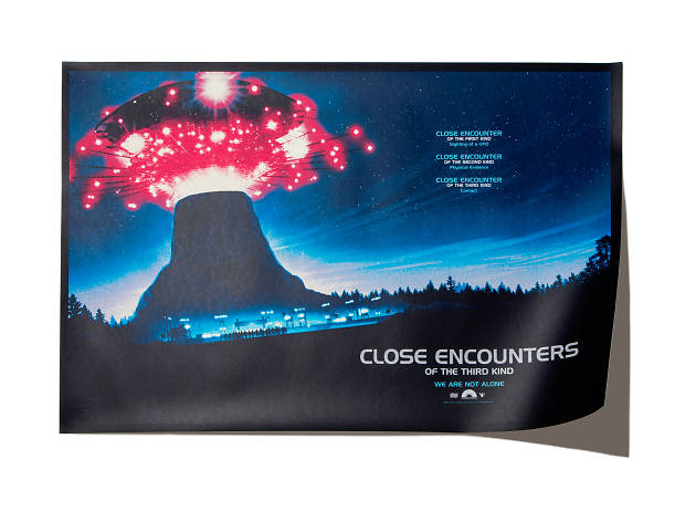Close Encounters of the Third Kind print