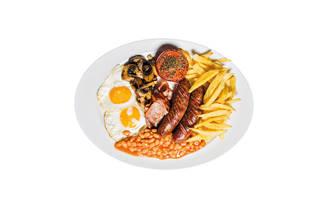 The George - English Breakfast