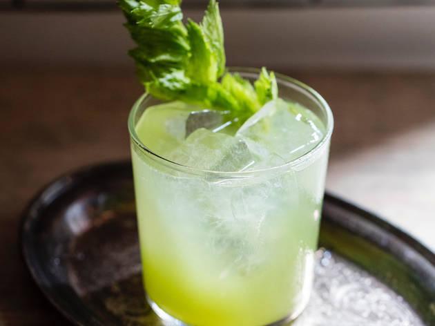 Salty Celery Lemonade from the Jones