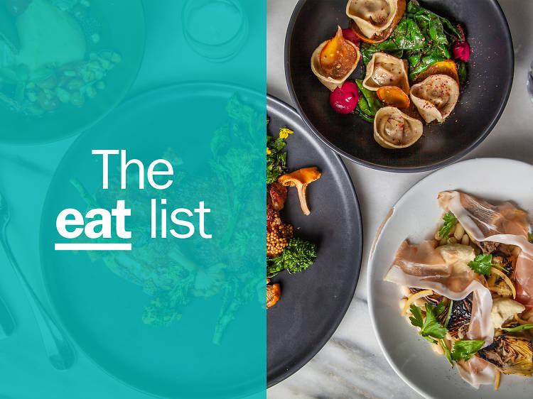 The 100 best restaurants in NYC to dine at now