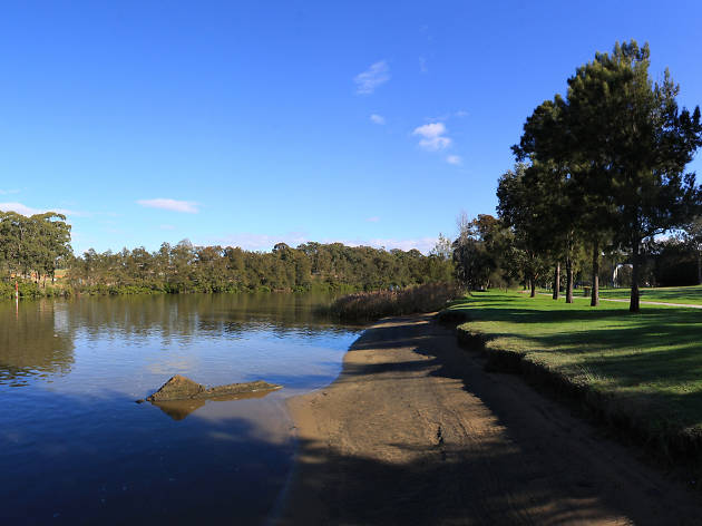 Fitzpatrick Park, Georges River National Park