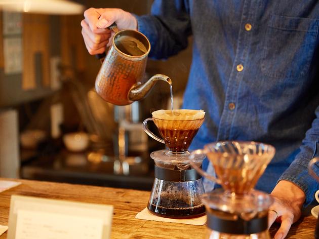 ムーンファクトリーコーヒー