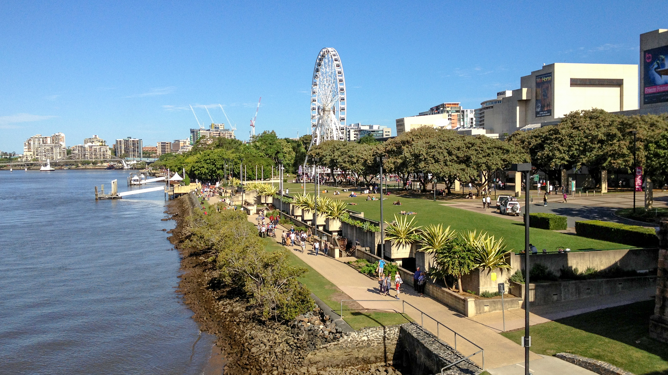 South Bank Parklands, Brisbane