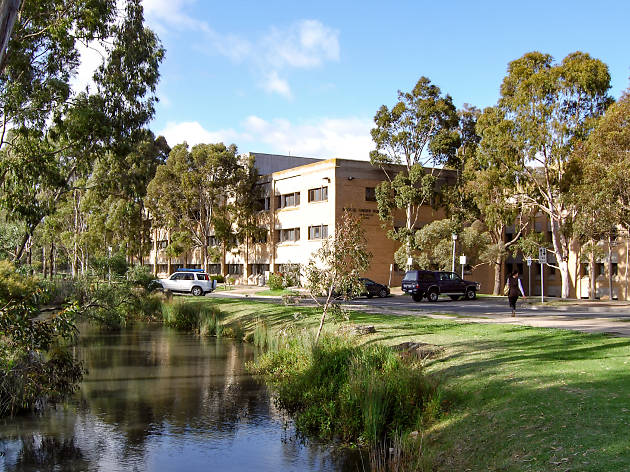 La Trobe University, Bundoora Park
