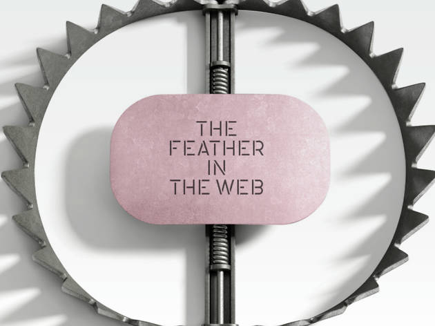 The Feather in the Web Red Stitch 2020 supplied