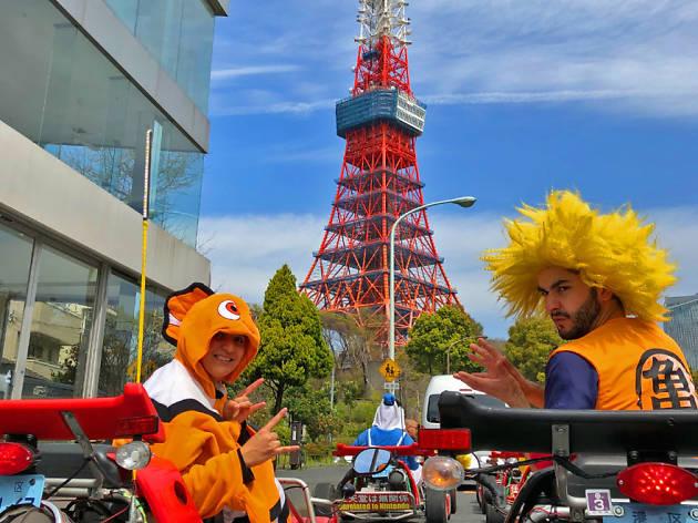 Go-Kart in Roppongi