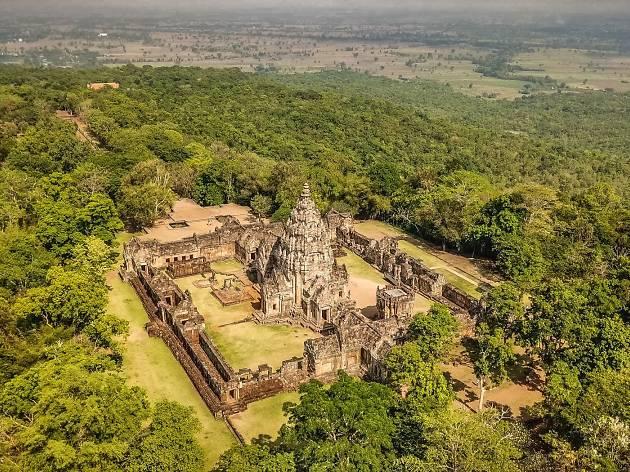 Phanom Rung Thailand