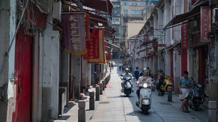 Macau_福隆新街
