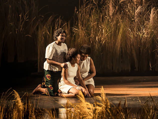 Three Sisters, National Theatre, 2019