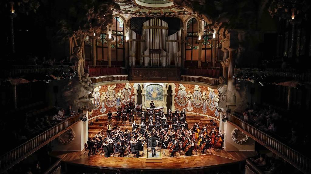 Diez citas de la Orquestra Simfònica Camera Musicae para saltar del asiento