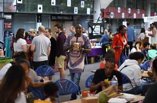Portobello Vegan Night Market - Xmas Special