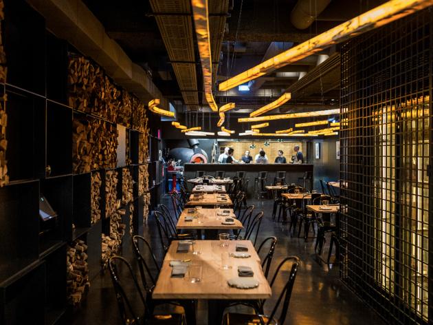 Restaurante, Fogo, Carnes