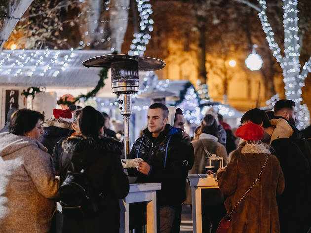 Advent in Zagreb 2019