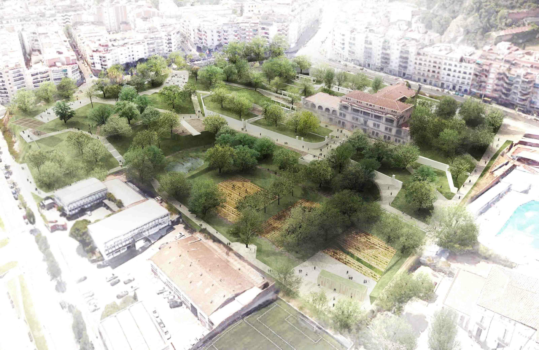Jardins del Doctor Pla i Armengol