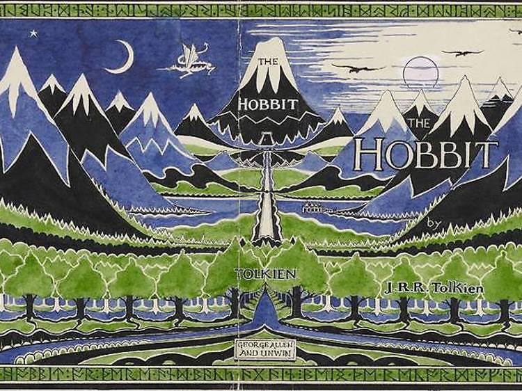 J.R.R. Tolkien à la BNF