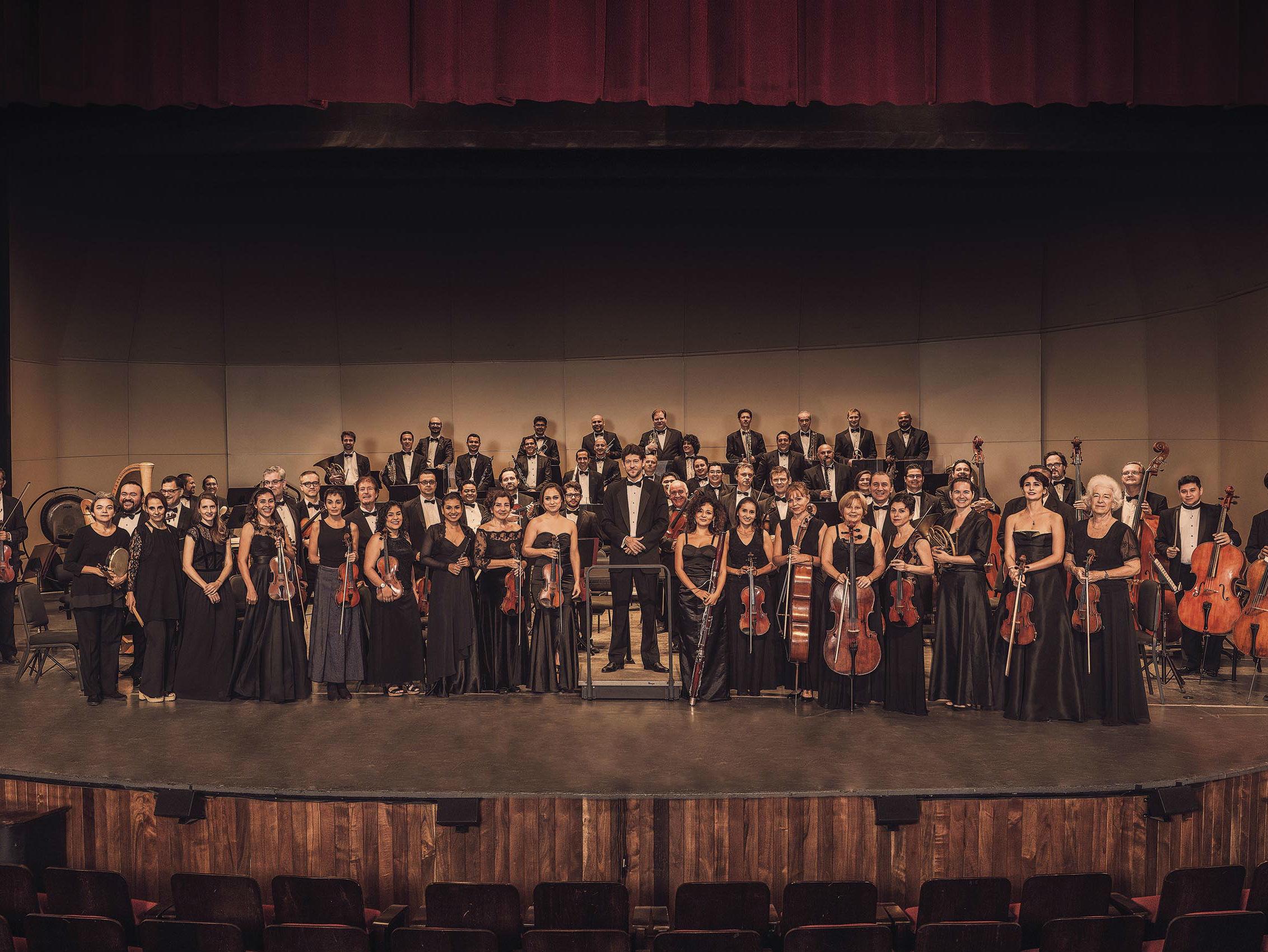 Orquesta Sinfónica de Yucatán
