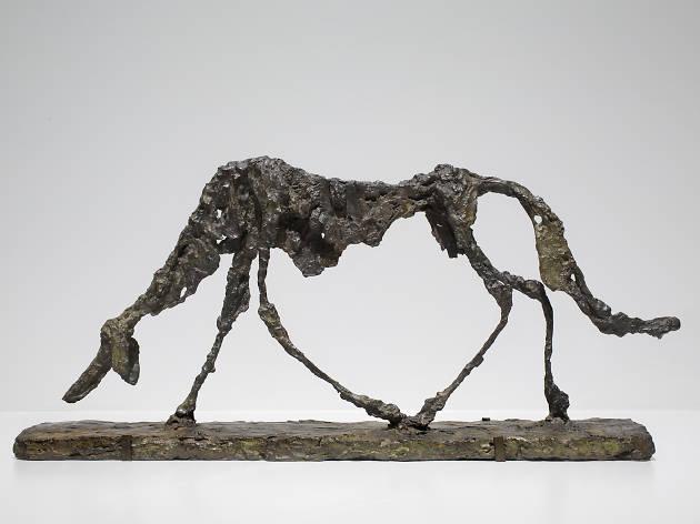 Alberto Giacometti, Dog, 1951