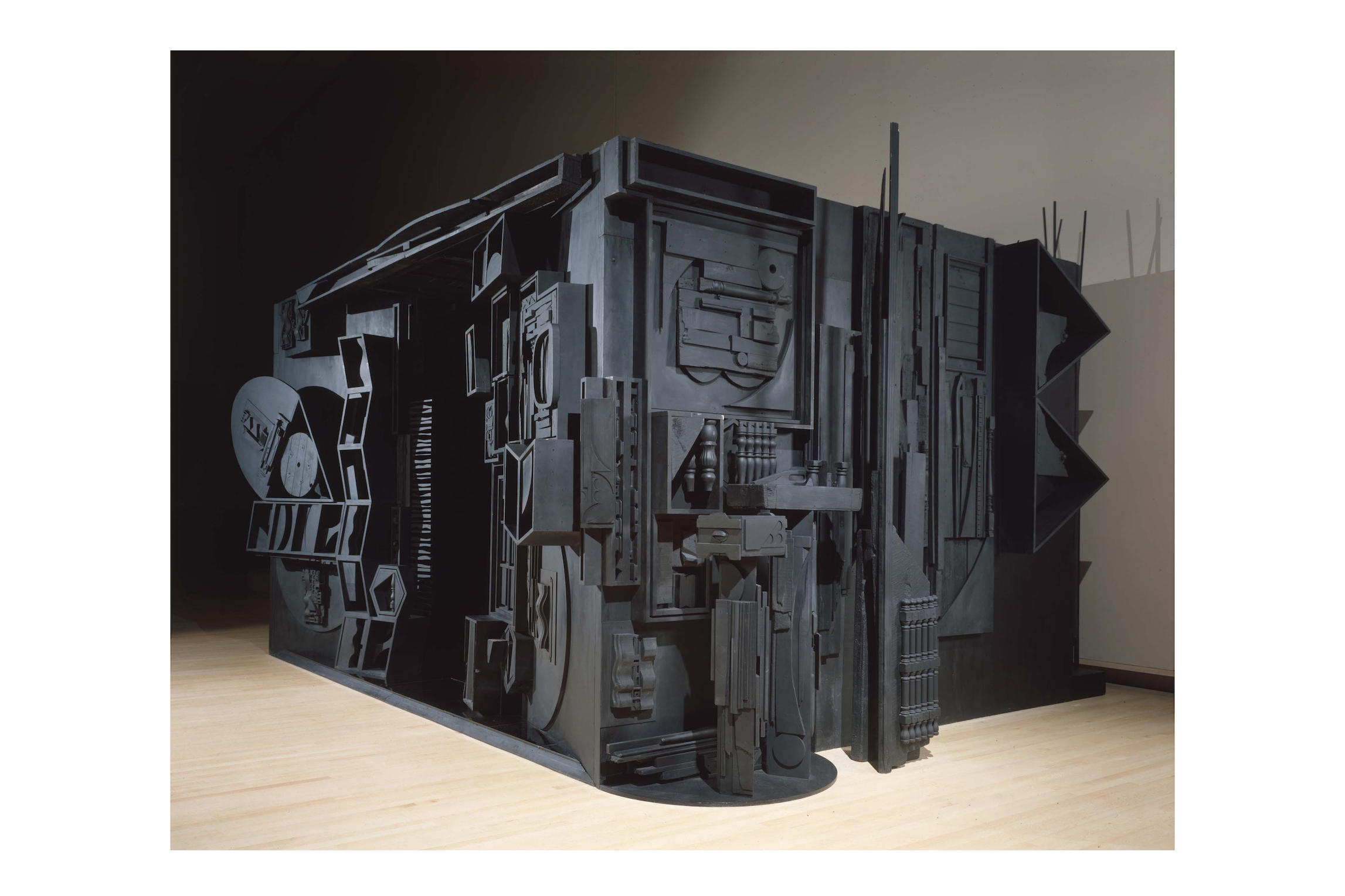 Louise Nevelson, Mrs. N's Palace, 1964-77