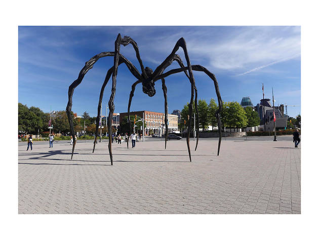 Louise Bourgeois, Spider, 1996