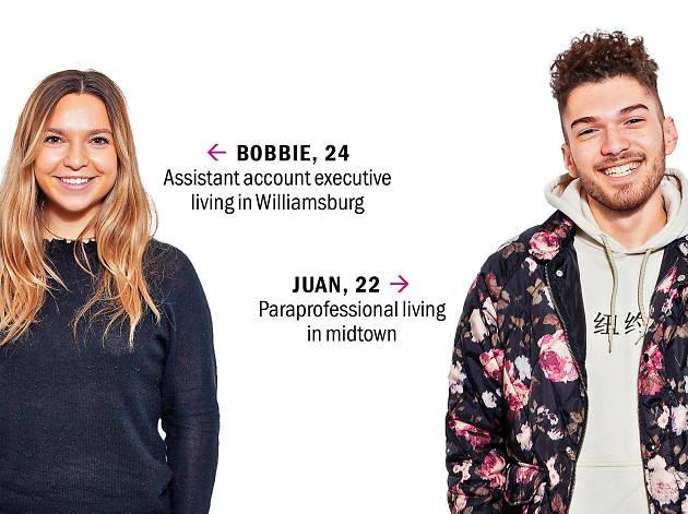 Bobbie and Juan