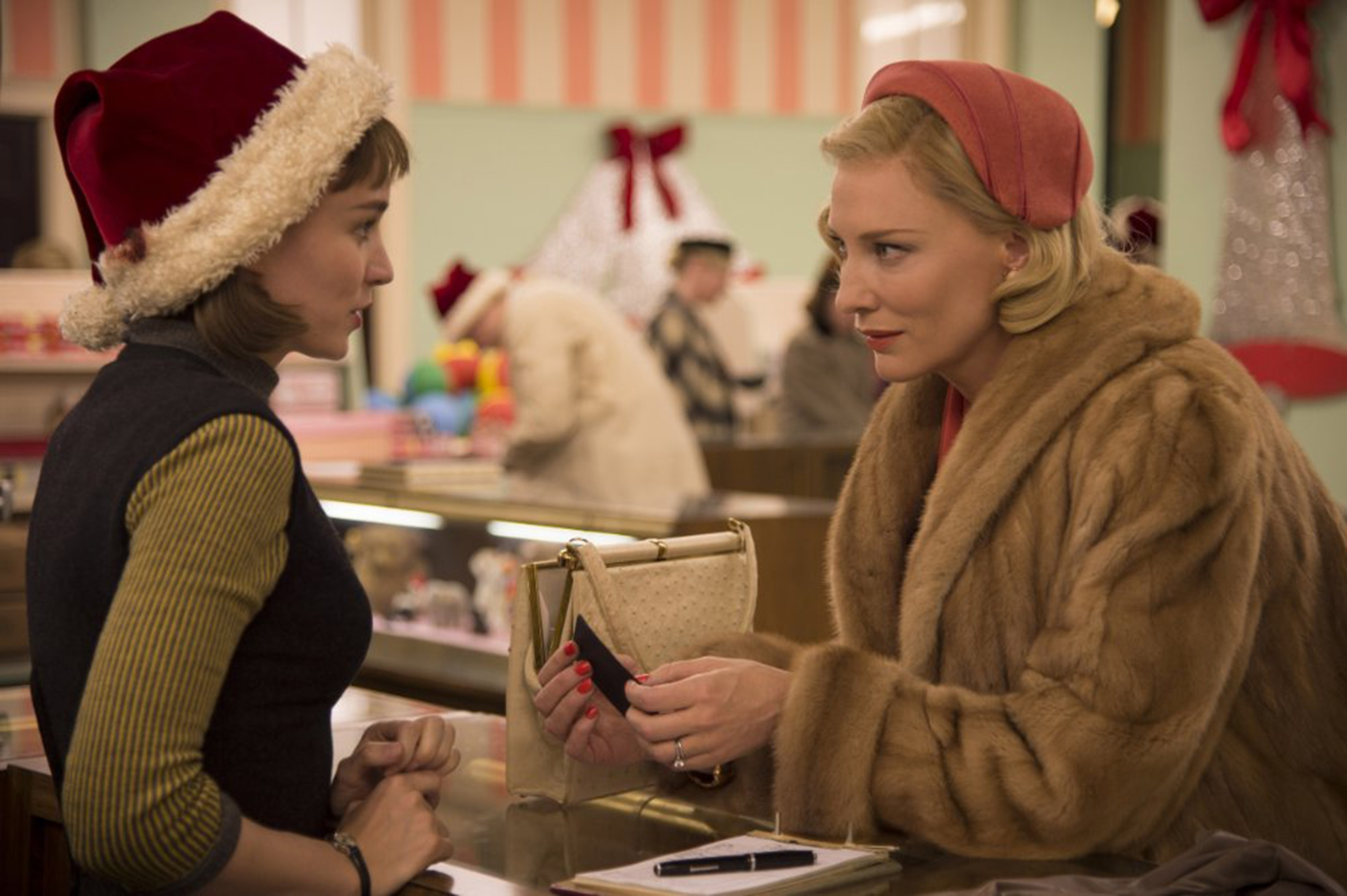 The best holiday screenings playing in NYC through the end of December