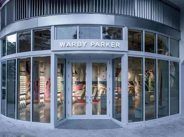 Warby Parker - Design District