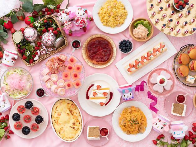 スイーツピューロ very berry sweets パーティ