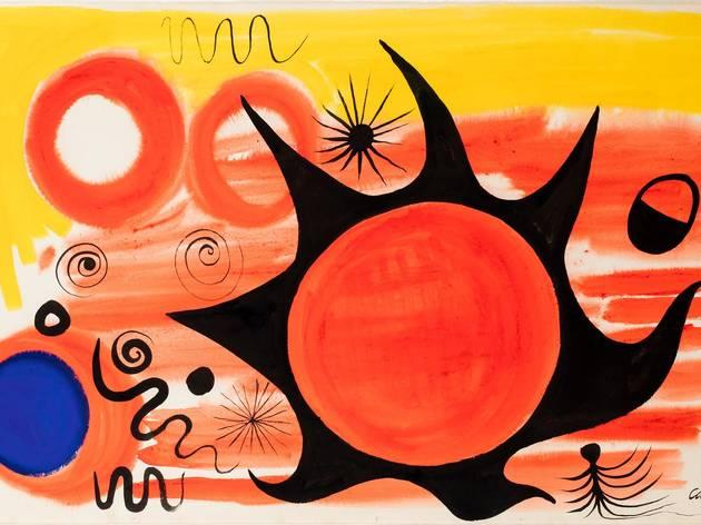 Alexander Calder, Untitled 1956