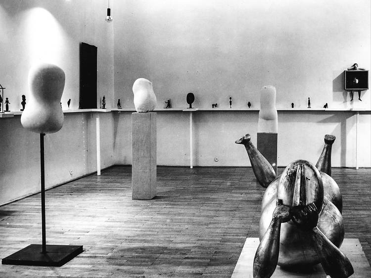 Reflections from the Bauhaus (Refleksije Bauhausa)