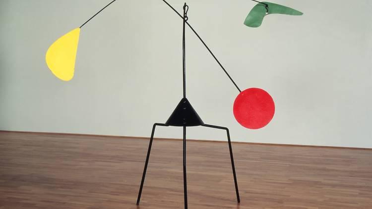 Alexander Calder, Untitled, 1937., čelik