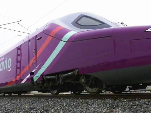 Arriben els trens d'alta velocitat per 7 euros entre Barcelona i Madrid
