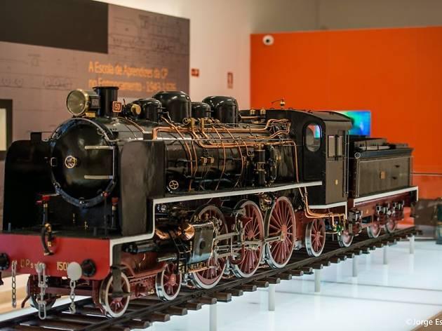 Museu Nacional Ferroviário