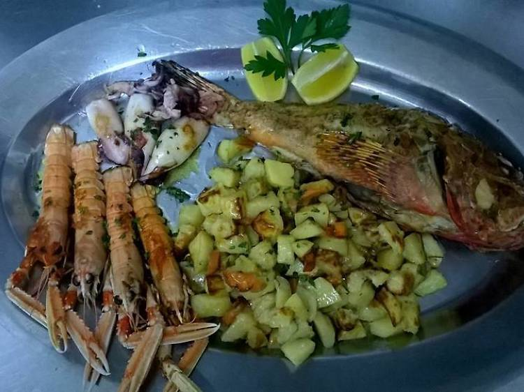 Dine at an Istrian tavern 50 years in the business