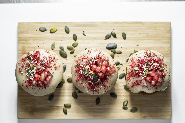 Os cupcakes do Berry