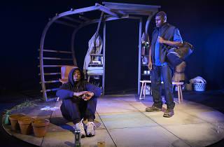 One Under, Arcola Theatre 2019