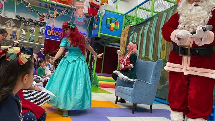 Posada mágica para niños en Laberinto Mágico