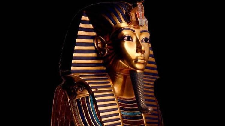 Tutankhamon - La tumba y sus tesoros