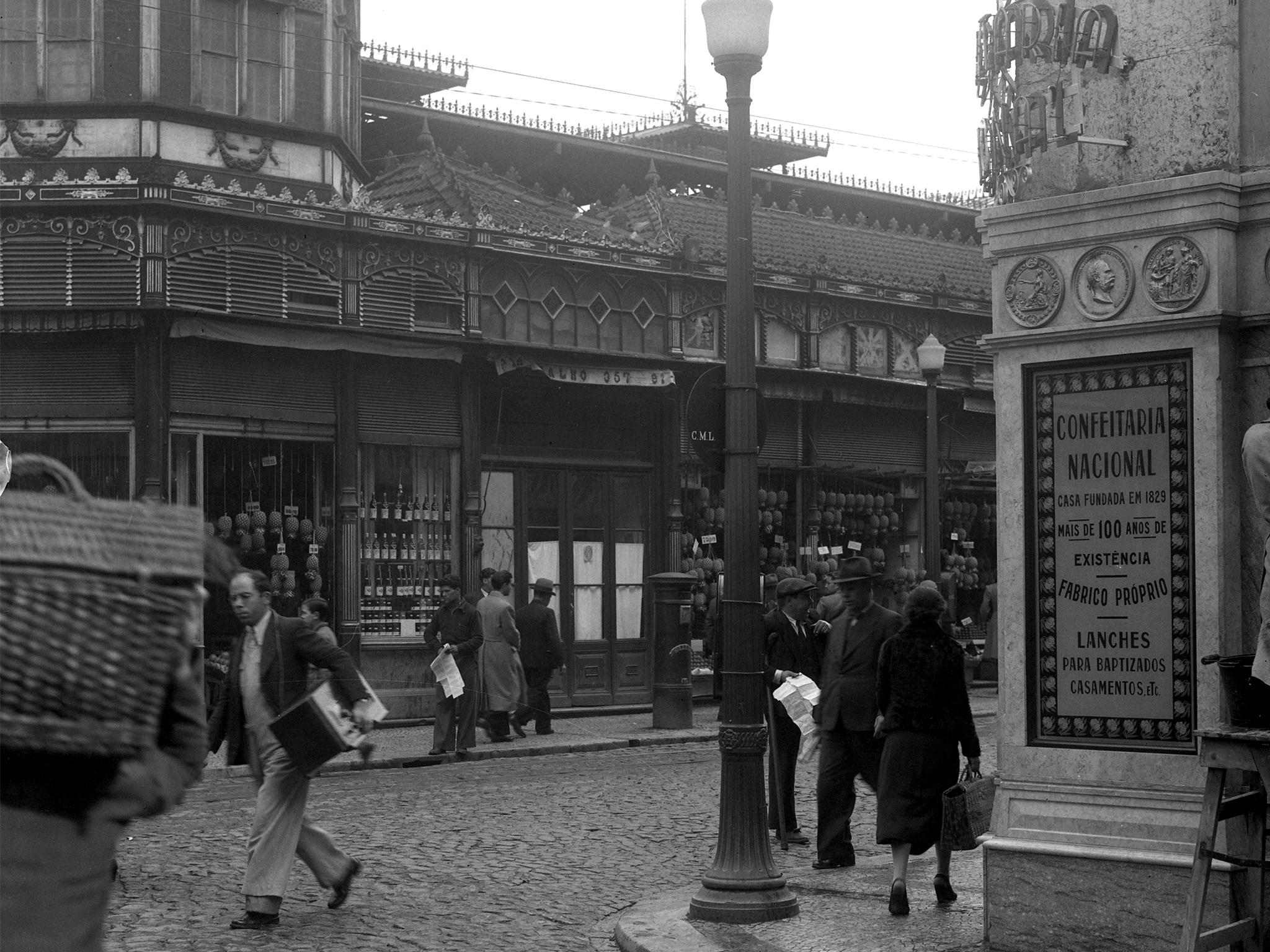 Mercado da Praça da Figueira