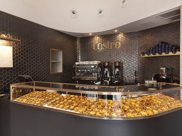 Castro - Atelier de Pastéis de Nata