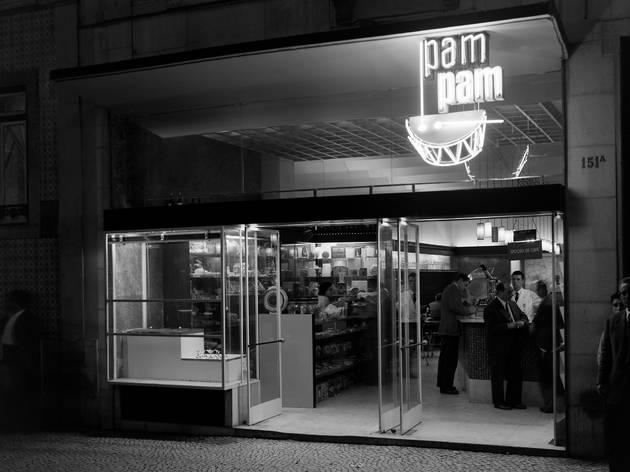 Restaurante e Snack-Bar Pam-Pam