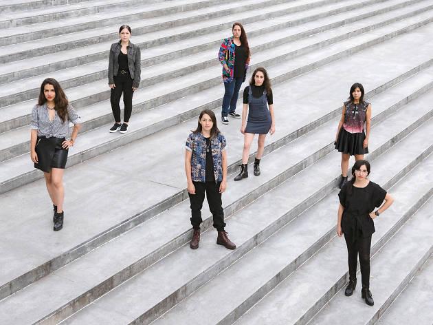 WOMXN, mujeres especialistas en música electrónica