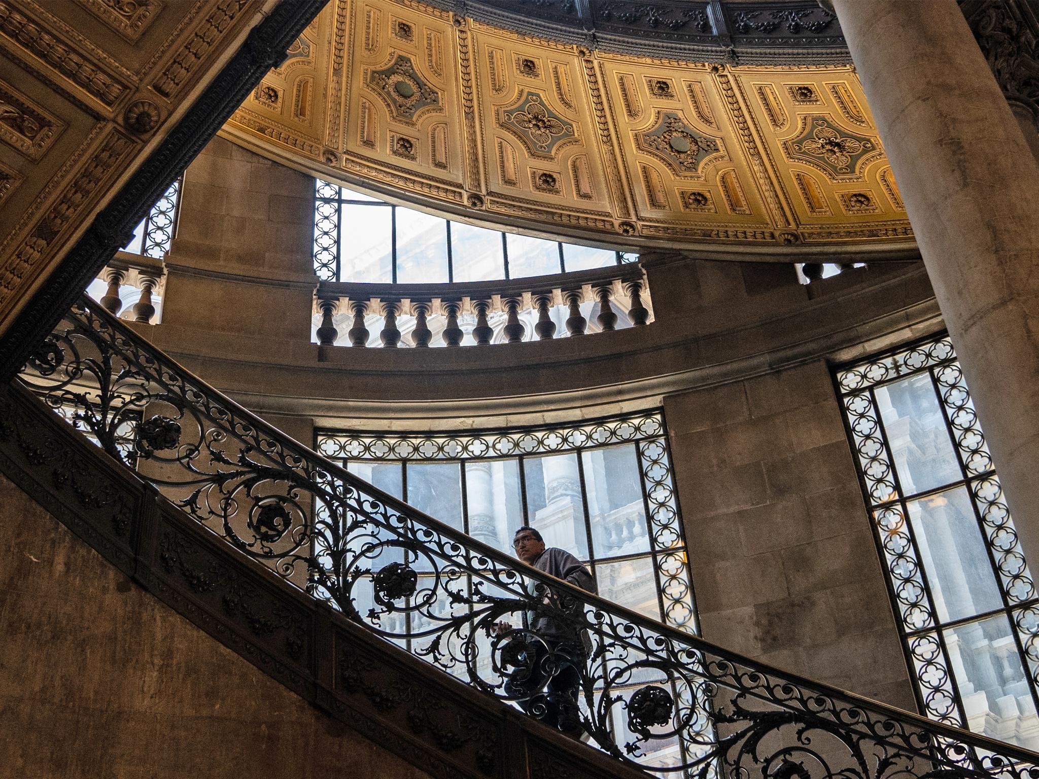 Munal. Museo Nacional de Arte en el Centro Histórico