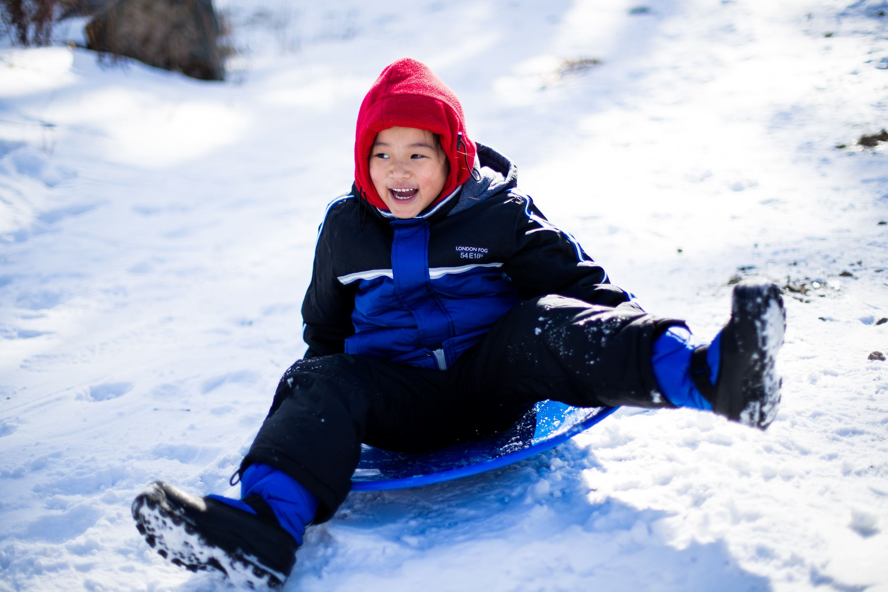 The 11 top sledding hills in Chicago