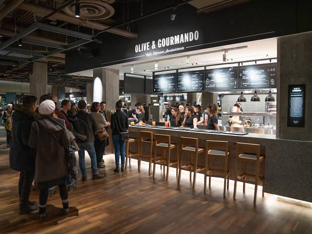 Olive et Gourmando, Time Out Market Montréal