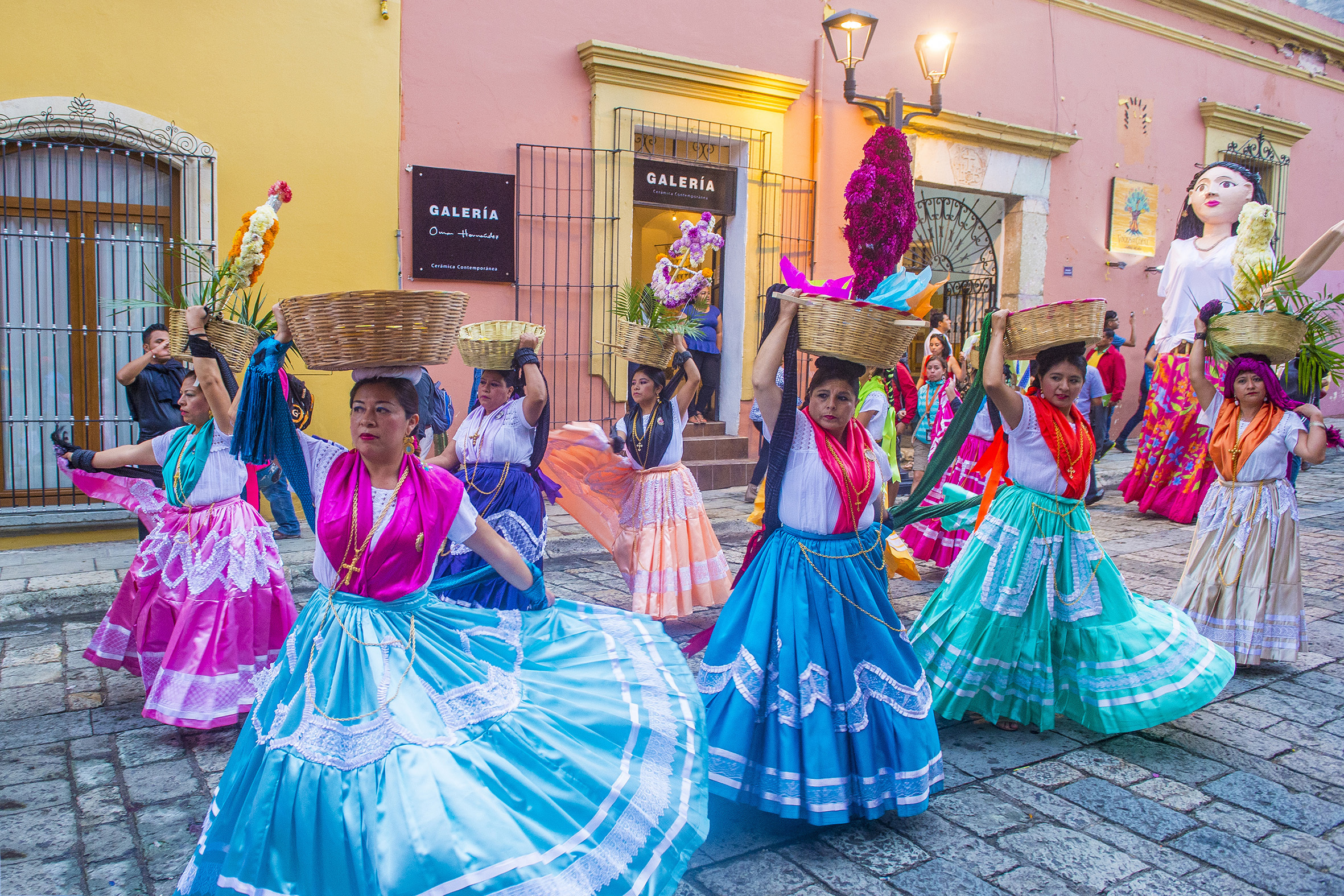 Dia de los Muertos, Oaxaca