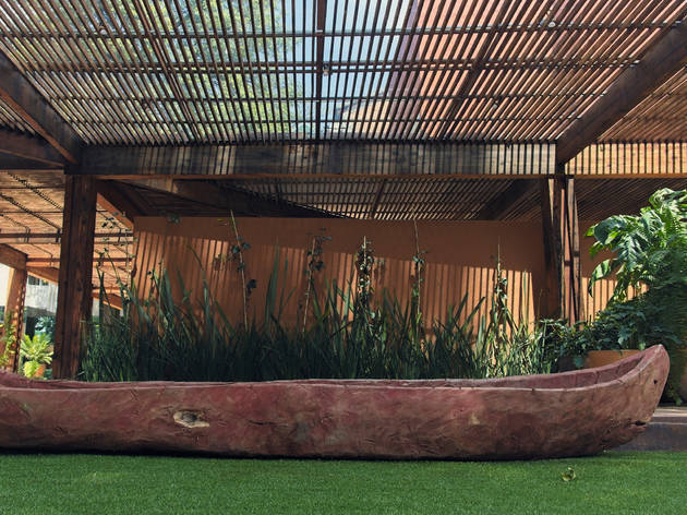 Casa Xipe (Foto: Noe Toledo)